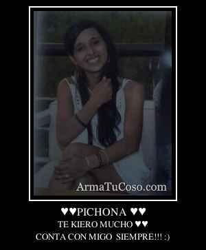 ♥♥PICHONA ♥♥