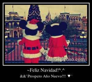 ~Feliz Navidad!^.^