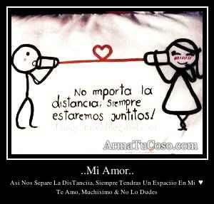 ..Mi Amor..