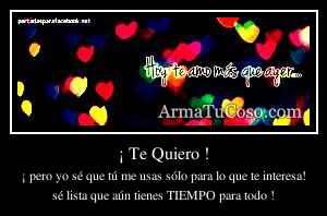 ¡ Te Quiero !