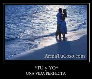*TU y YO*