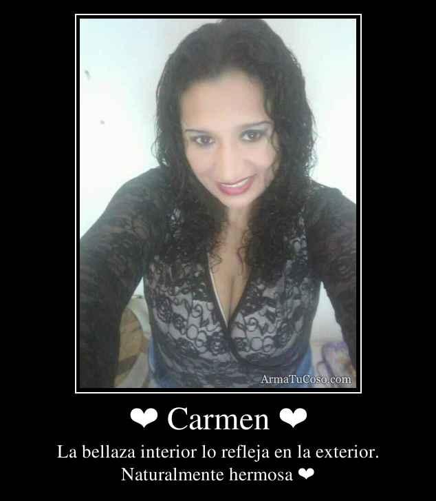 ❤ Carmen ❤