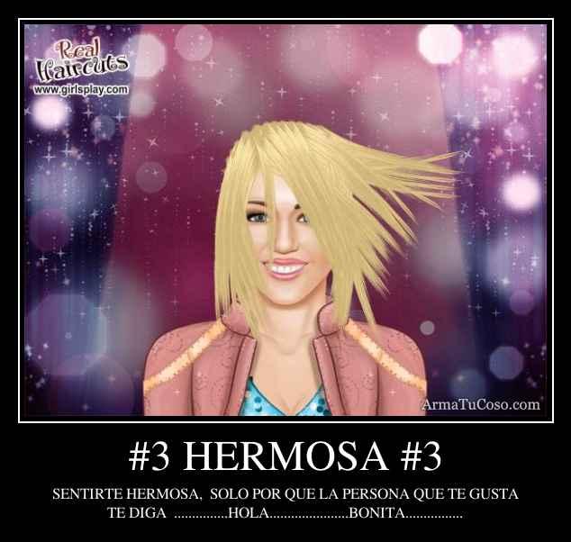 #3 HERMOSA #3