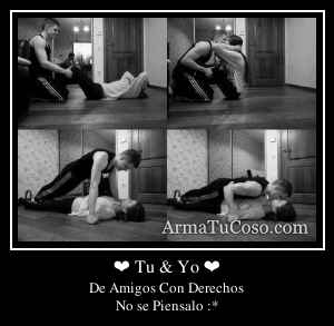 ❤ Tu & Yo ❤