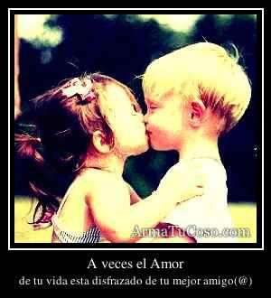 A veces el Amor