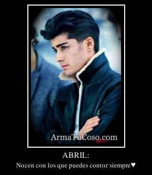 ABRIL: