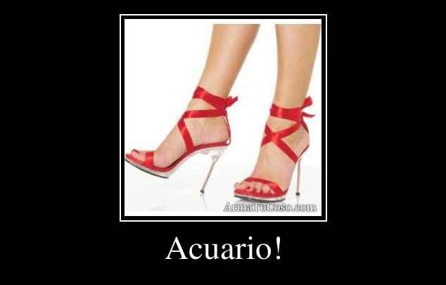 Acuario!
