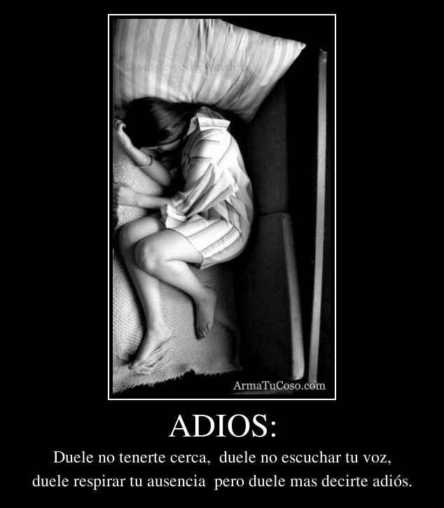 ADIOS: