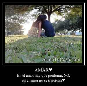AMAR♥