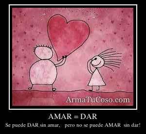AMAR = DAR