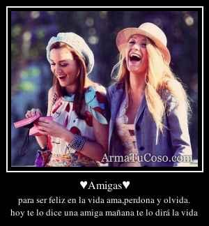 ♥Amigas♥
