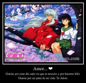 Amor... ❤