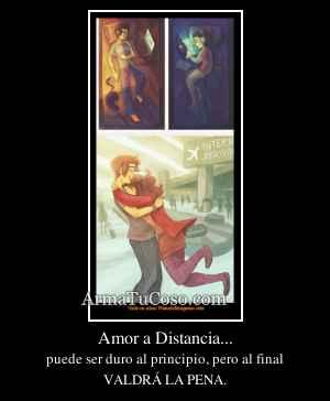 Amor a Distancia...