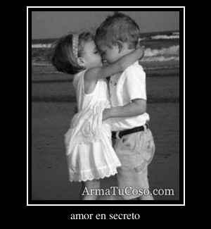 amor en secreto