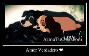 Amor Verdadero ❤