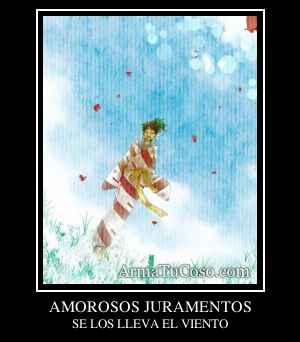 AMOROSOS JURAMENTOS