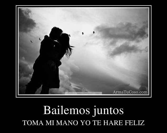 Bailemos juntos