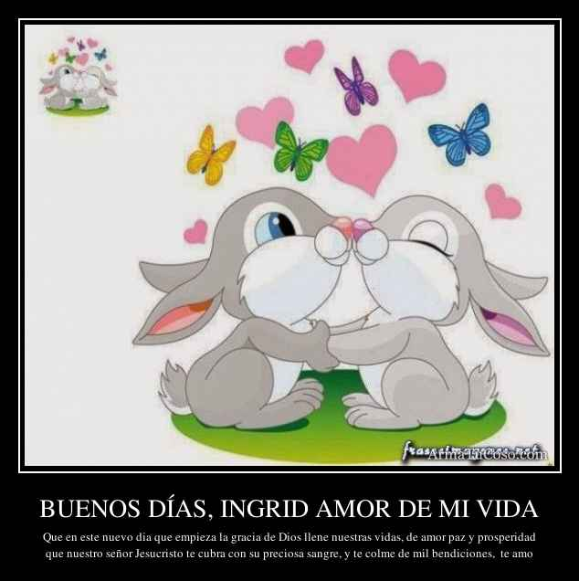 Imagenes De Buenos Das Amor