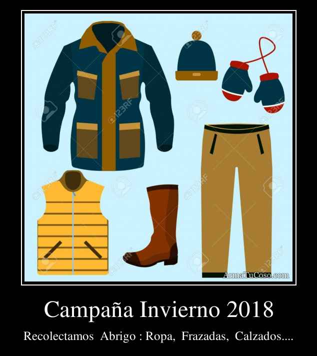 Campaña Invierno 2018
