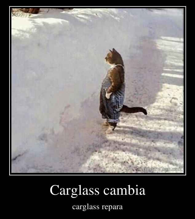 Carglass cambia