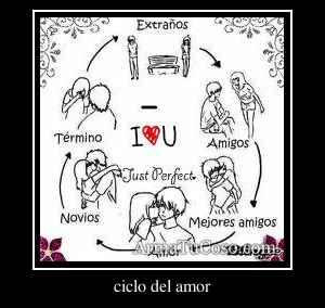 ciclo del amor