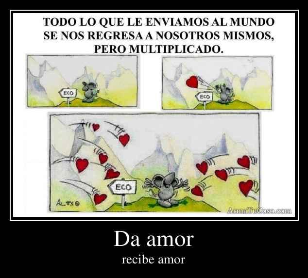 Da amor