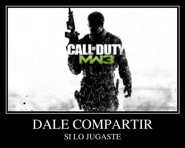 DALE COMPARTIR