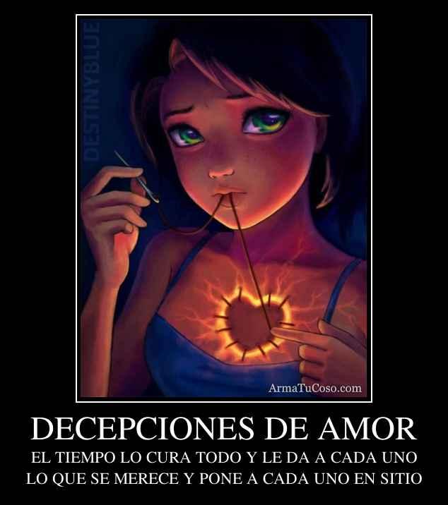imagenes de decepcion de amor con frases de desamor: Sarco