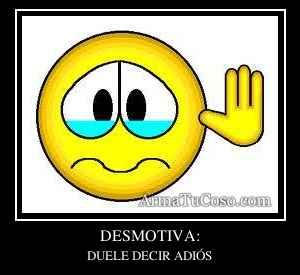DESMOTIVA: