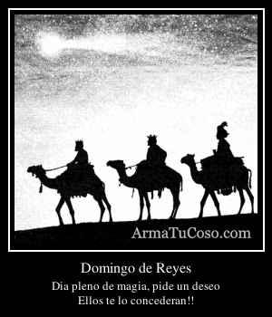 Domingo de Reyes