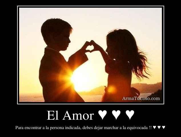 El Amor ♥ ♥ ♥