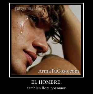 EL HOMBRE.