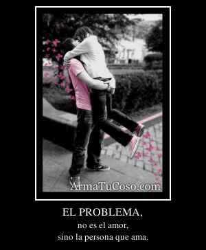 EL PROBLEMA,