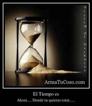El Tiempo es