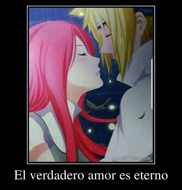 El verdadero amor es eterno