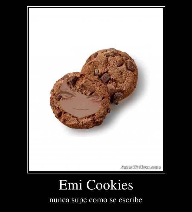 Emi Cookies