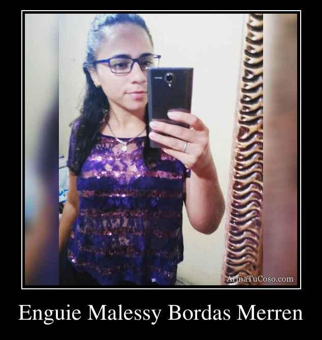 Enguie Malessy Bordas Merren