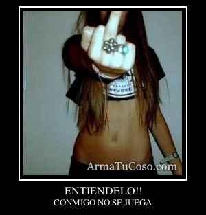 ENTIENDELO!!