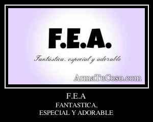 F.E.A
