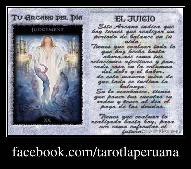 facebook.com/tarotlaperuana