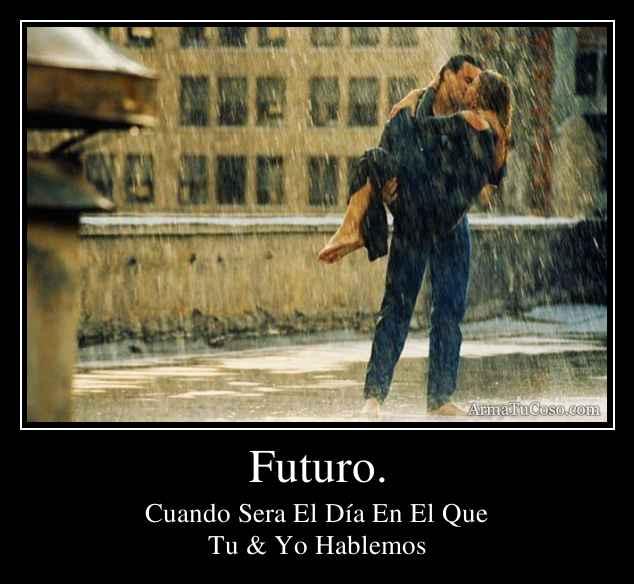 Futuro.