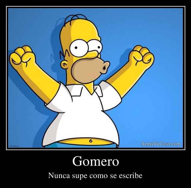 Gomero