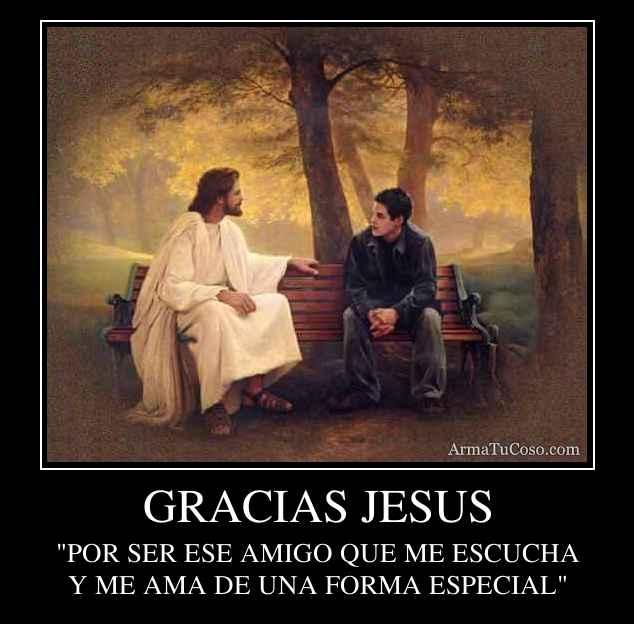 GRACIAS JESUS