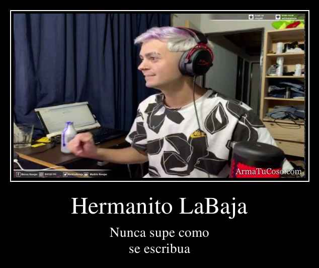 Hermanito LaBaja
