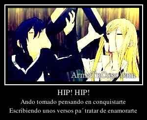 HIP! HIP!