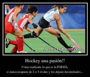 Hockey una pasión!!