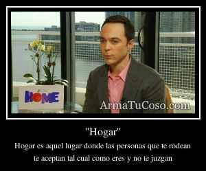 ''Hogar''