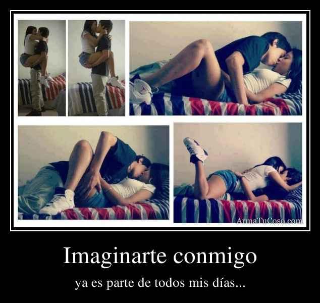 Imaginarte conmigo