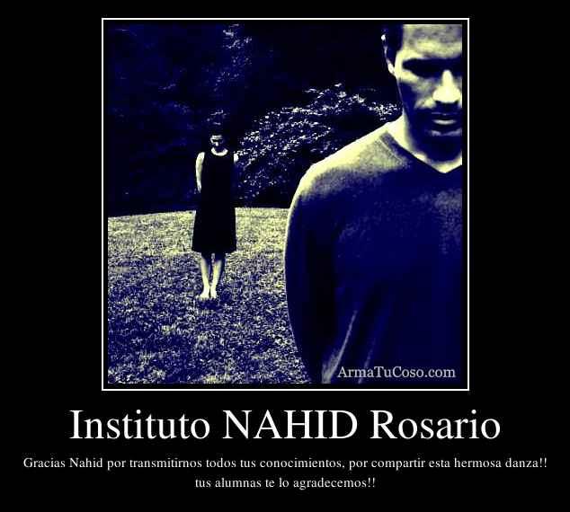 Instituto NAHID Rosario