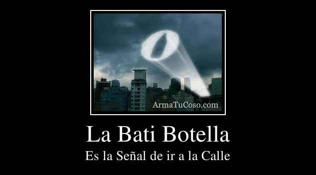 La Bati Botella